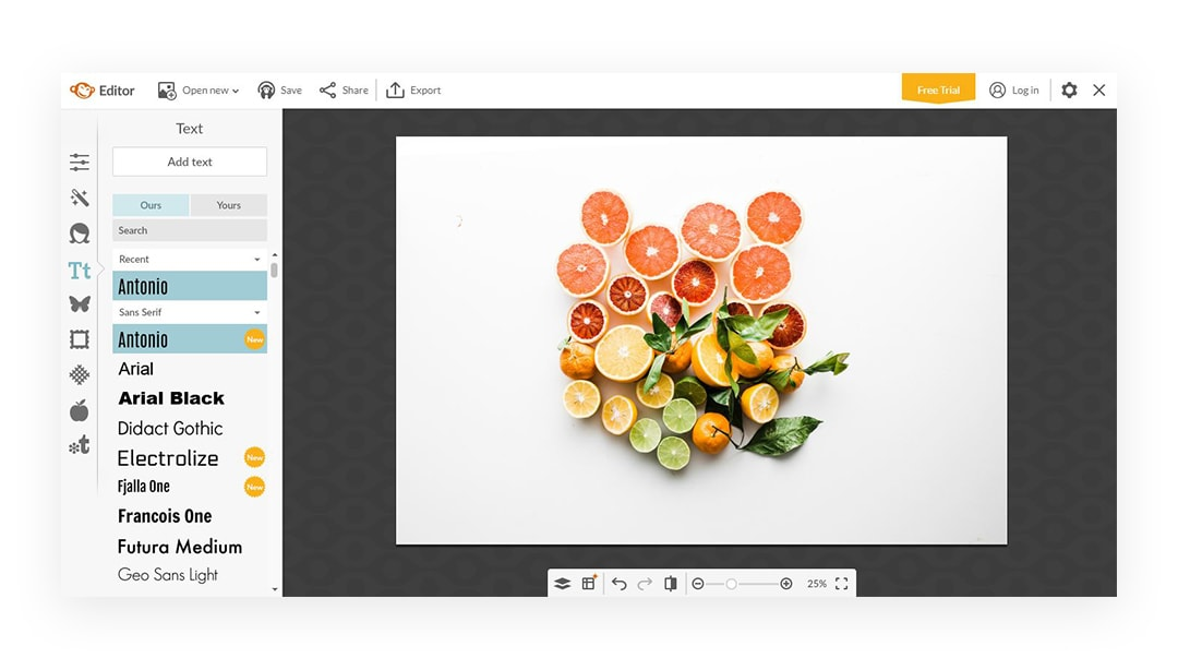 Online photo editor reviews analysis or how to find perfect software