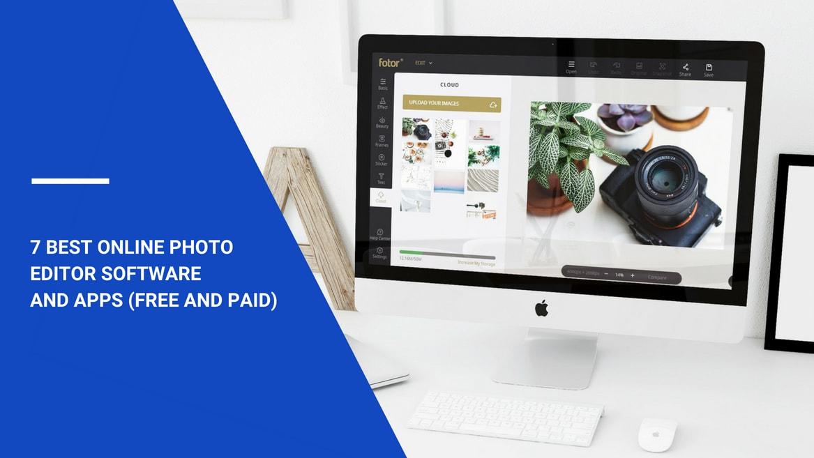 7 Best Online Photo Editor