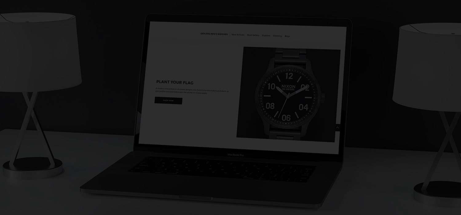 20 best website design ideas to launch on your online shop in 2018