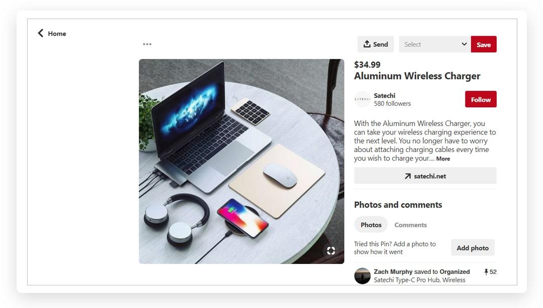 Selling on Pinterest