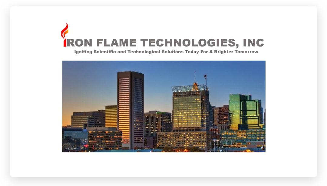 Iron Flame