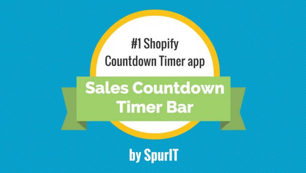 Shopify Countdown Timer App video