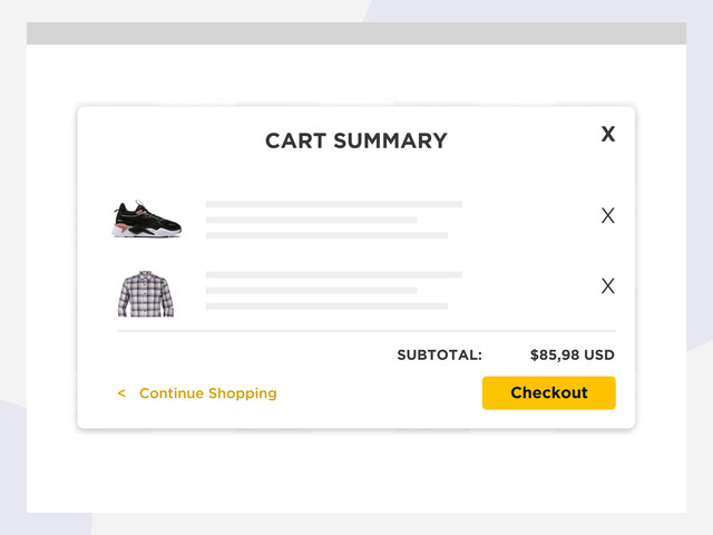 Fast checkout for Add to Cart