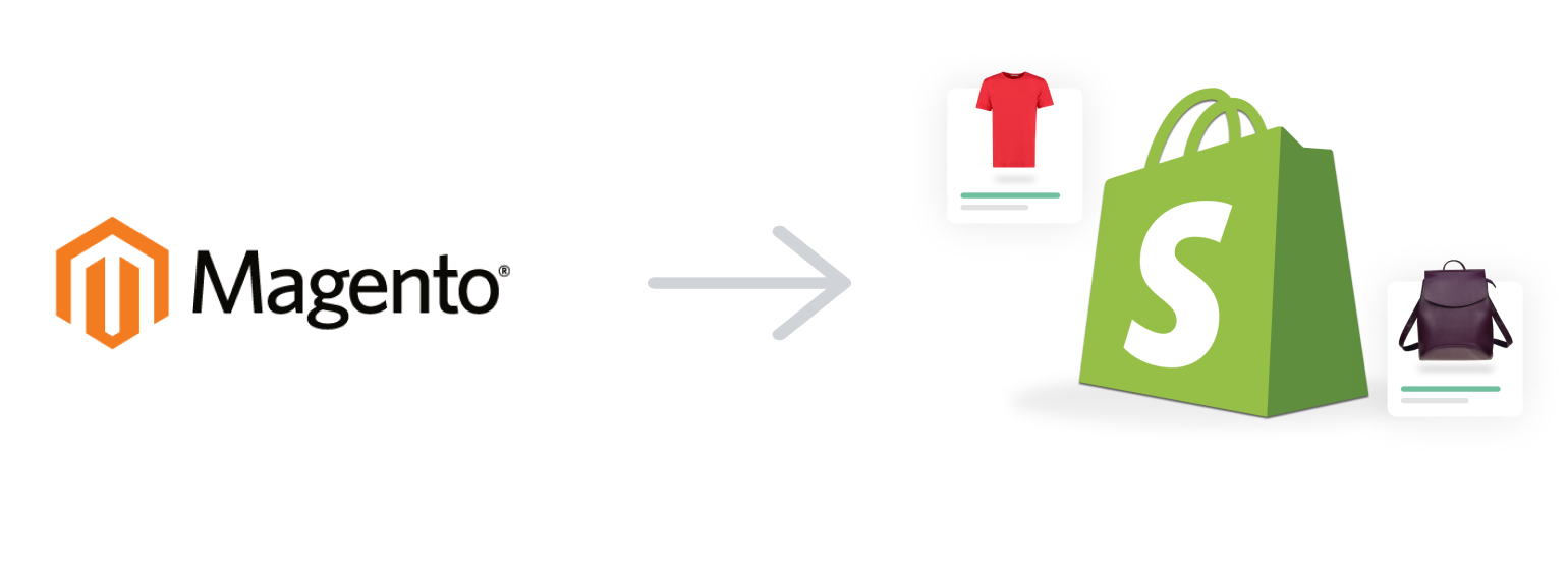 Migrate from Magento to Shopify