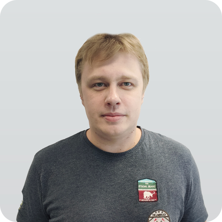 SpurIT Team Lead Alexey Senkevich