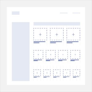 Edit Shopify grid