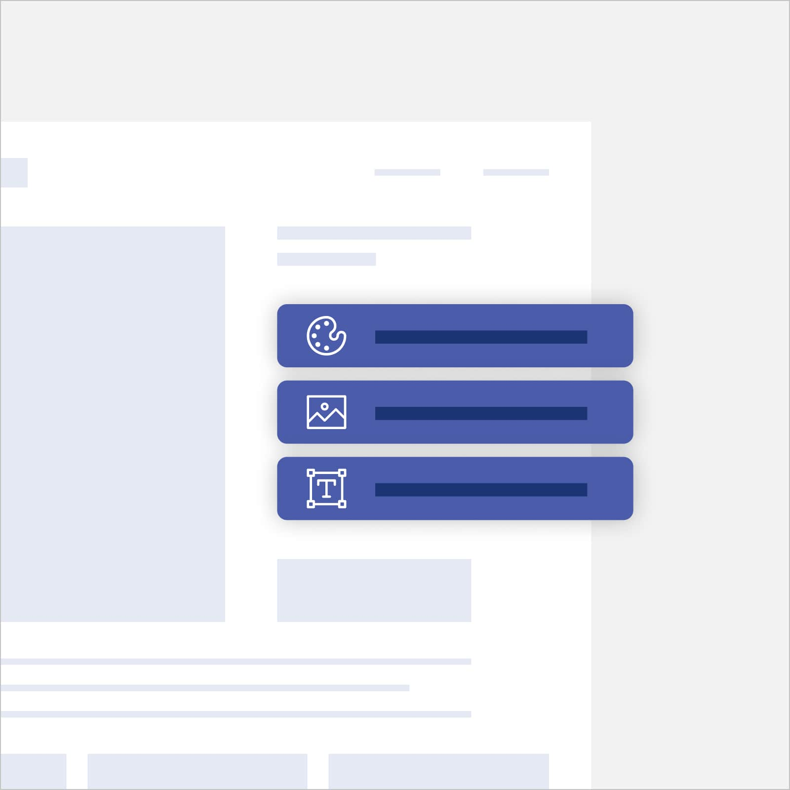 Product customizer on Shopify