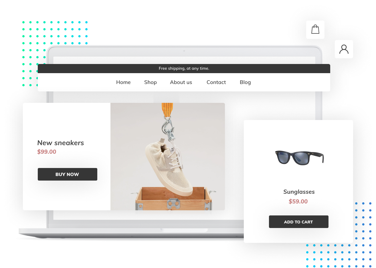 Shopify custom theme