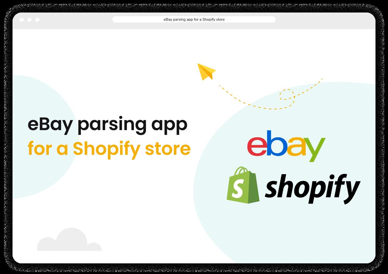 ebay parsing app preview image