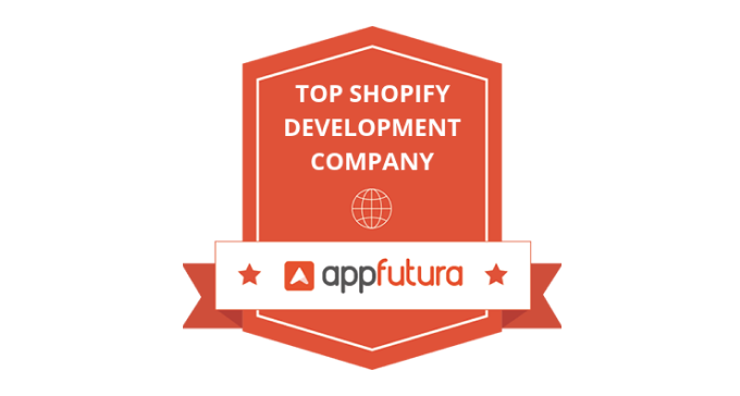 AppFutura Top Shopify Development Companies in 2021 rating will open in new window