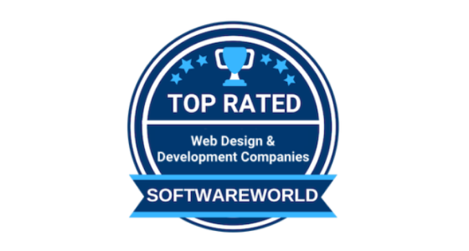 Software world Web design and development companies rating will open in new window